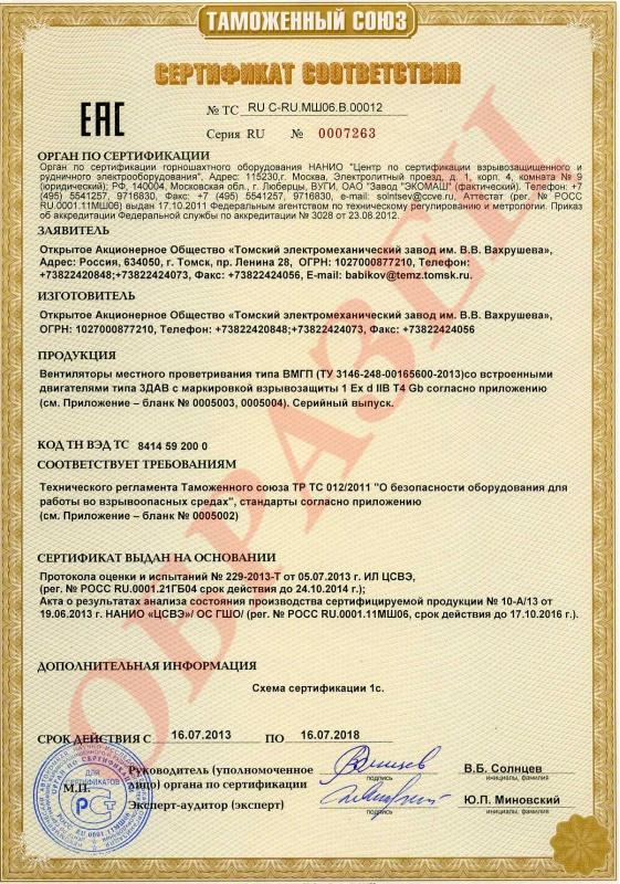 Купить сертификат ру